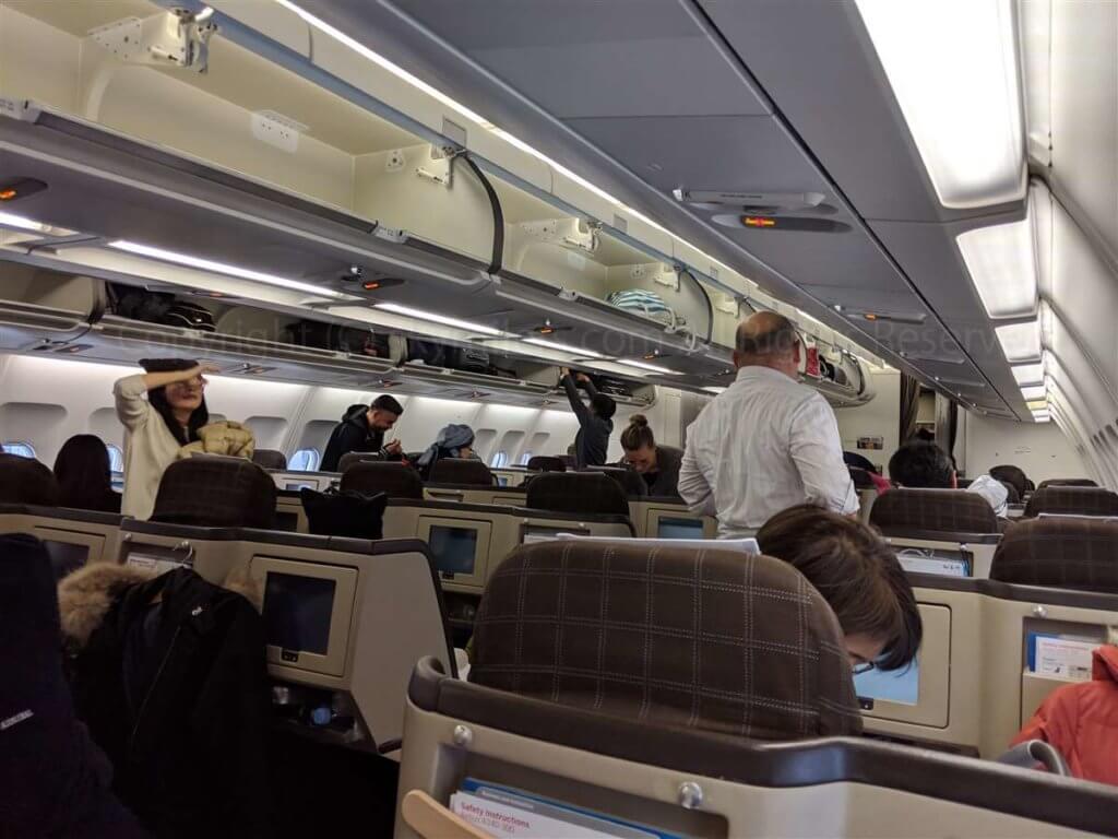 スイス航空ビジネスクラス搭乗記03