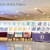 羽田エクセルホテル東急レビュー